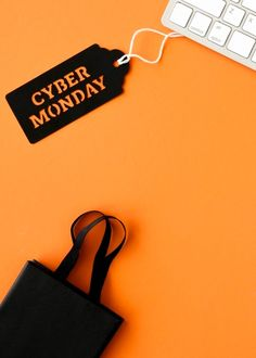 Flat lay of keyboard with cyber monday tag and shopping bag. Download it at freepik.com! #Freepik #freephoto #blue #tag #shopping #marketing Golden Glitter, Cyber Monday Sales, Black Ribbon, Free Photos, Flat Lay, Keyboard, Shopping Bag, Marketing, Tags