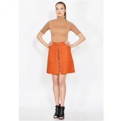 Waist Skirt, High Waisted Skirt, Skirts, Model, Fashion, Moda, High Waist Skirt, Skirt
