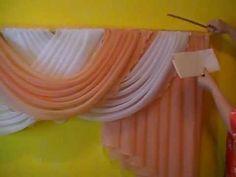 Видео курс,,Пошив штор и мягких ламбрекен,, - YouTube