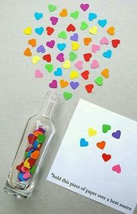Uu un buen regalo algo original  Amor y amistad no?
