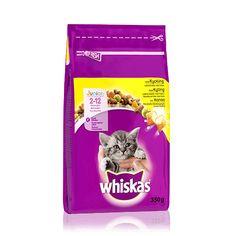 Whiskas® Junior Kylling