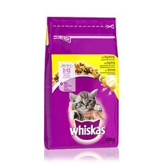 Whiskas® Junior Kylling