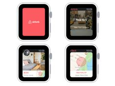 Airbnb for Apple Watch