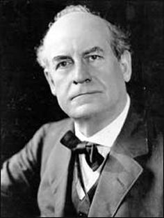 """A famous orator, WILLIAM JENNINGS BRYAN was 65 when he joined the prosecution team in the Scopes trial. Bryan was a a leading fundamentalist widely to warn against """"the menace of Darwinism."""""""