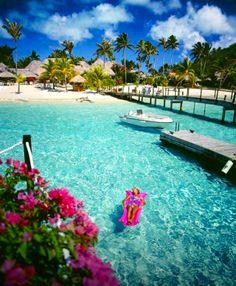 Moana Beach Park Royal - Bora Bora