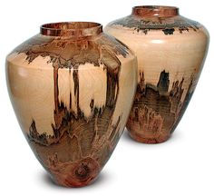 Maple Vases - Reader's Gallery - Fine Woodworking