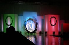 fashion show stage