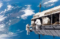 NASA job requirement: Must not suffer from acrophobia
