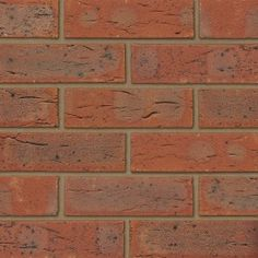 Pack Of 500No. Ibstock Surrey Red Multi Wirecut Facing Bricks