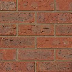 Pack Of 500No. Ibstock Surrey Red Multi Wirecut Facing Bricks