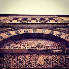 Mezquita de Córdoba #architecture #symmetry - @camilogaravito- #webstagram