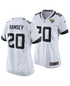 632693e569d Nike Women s Jalen Ramsey Jacksonville Jaguars Game Jersey - White S