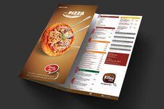 Menu design for Kites Cafe by Digituz