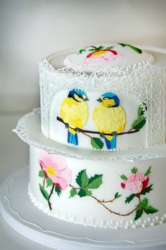 Cake - Beautiful cake, beautiful details