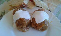 Töltött káposzta... ahogy mi szeretjük Hungarian Food, Minion, Eggs, Breakfast, Morning Coffee, Hungarian Cuisine, Minions, Egg, Egg As Food