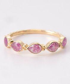 NOJESS Pinky Ring(ノジェス ピンキーリング)のK10ピンキーリング (30152111014)(リング)|ピンク