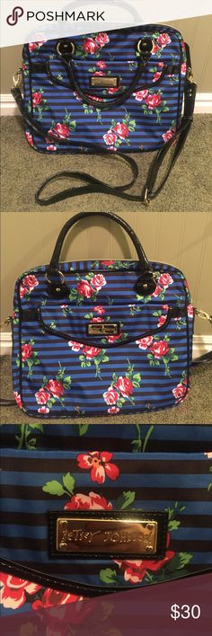 Betsey Johnson Laptop Bag Front pocket and two inside pockets. Brand new! Authentic Betsey Johnson. Betsey Johnson Accessories Laptop Cases