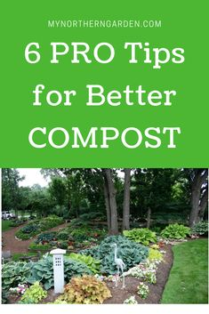 We asked a professional his tips for making better compost. Snow Now, Made Goods, Compost, Outdoor Structures, Garden, Tips, Plants, How To Make, Garten