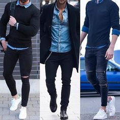 "Gefällt 5,947 Mal, 84 Kommentare - GentWith Casual Style (@gentwithcasualstyle) auf Instagram: ""1, 2, 3? Which one you like? #gentwithcasualstyle"""