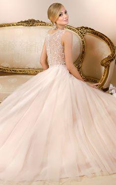 Wedding Dresses | Tulle A-Line Wedding Gown | Stella York #SoStella #StellaYork #WeddinDress
