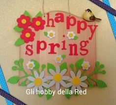 Gli hobby della Red: Aria di Primavera