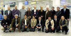 일본 불교계대표단 도착-《조선의 오늘》