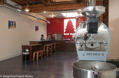 Local Roasting Co. is located in Northwest District, in the Nob Hill business district.