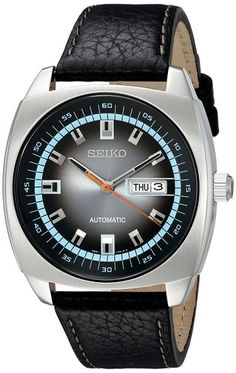 SEIKO MEN'S SNKN01 ANALOG DISPLAY JAPANESE AUTOMATIC WATCH Review. #watches #seiko #watchreviews