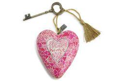 "Art Heart ""Brave Heart"" www.thecrystalranch.ca"