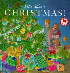 Peter Spier's Christmas! A family favourite! We read it every Christmas Eve before bed...