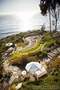 Wind and Sea Big Sur, California. Wedding at this Home rental. Done. http://www.estateweddingsandevents.com/venue/wind-and-sea-big-sur/