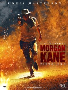 Official Morgan Kane eBook Covers - WR Films