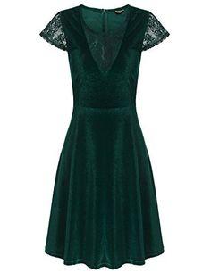 Zeagoo Women's Vintage Cap Sleeve V Neck Stretch Velvet C... https://www.amazon.com/dp/B01N23J9XY/ref=cm_sw_r_pi_dp_x_7Q6BzbYS9JWN4
