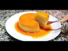 FLAN DE AVENA!!// 3 ingredientes y sin horno ¡sin huevo y riquísimo! - YouTube Easy Meals, Easy Recipes, Cake Pops, Mousse, Panna Cotta, Deserts, Dessert Recipes, Menu, Ethnic Recipes