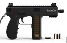 Belarusian PDW Concept called Humble-Bee - The Firearm BlogThe Firearm Blog