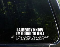 You/'re wrong Waterproof Car Bumper Window Sticker Decal Hard Hat Decor Hot NO