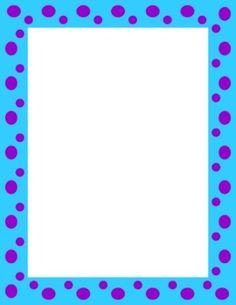 frames and borders free frames free and fonts rh pinterest com red polka dot border clip art free polka dot frame clip art free