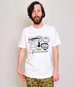 Japanese Style T-shirt
