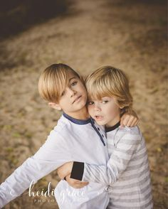 Children's session in the mountains of Southern California by Heidi Grace Photography. Perfect boys styling. Outfit ideas for boys.