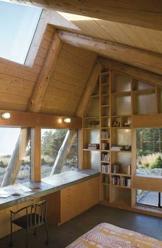 Small Eco Houses: Solar Home on the Oregon Coast Read more: http://www.motherearthliving.com/green-homes/small-eco-houses-solar-home-oregon-coast.aspx#ixzz2w9s2HfZO #greenhouse