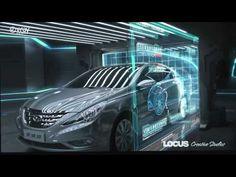 V-Ray Automotive Demo Reel 2012 - YouTube