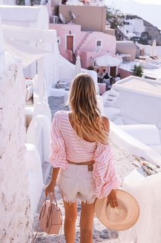 Greek Islands Vacation, Greece Vacation, Greece Travel, Greece Trip, Vacation Outfits, Summer Outfits, Travel Outfits, Vacation Style, Greece Outfit