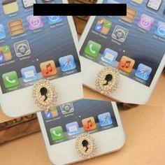 Anna Sui Home Button Apple