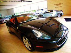 2010 Ferrari California Convertible    Copyright © 2012 Brasspineapple Productions L.L.C. Jason Matthew Mahan