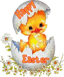 Happy Easter - Glitter Graphics: the community for graphics enthusiasts! Easter Art, Easter Bunny, Easter Emoji, Easter Pictures, Gif Pictures, Cute Clipart, Glitter Graphics, Vintage Easter, Cute Illustration