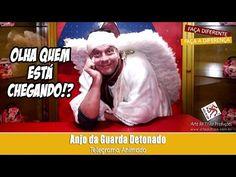 Telegrama Animado - Arte da Tribo - Anjo da Guarda Detonado 33 - (011) 3...