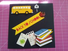 Back to school card 3