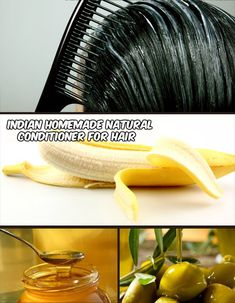 Read directions and learn how to make an Indian homemade natural conditioner for hair.