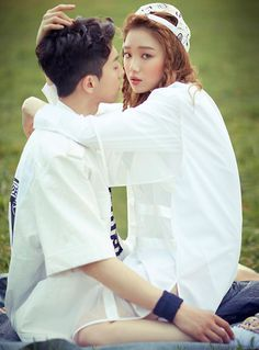 Lee Sung Kyung and Nam Joo Hyuk for Ceci Magazine