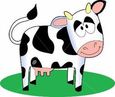 Beef Clipart Animated - Cow Clipart Png - Free Transparent PNG Clipart  Images Download
